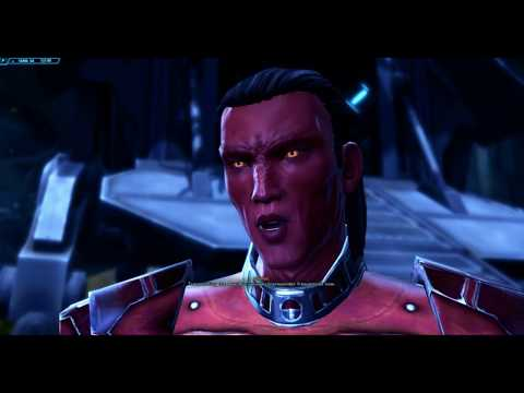 Star Wars The Old Republic Sith Warrior Part 10: General's Secret Project/ A Sith's Deception
