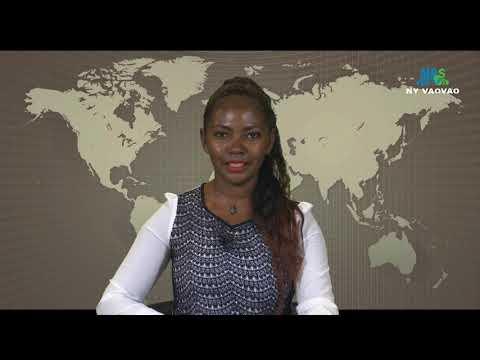 VAOVAO MBS TV ALAROBIA 02 JANOARY 2019 - Gasy net - Vidéo clip