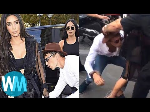 Top 10 Worst Things The Paparazzi Ever Did