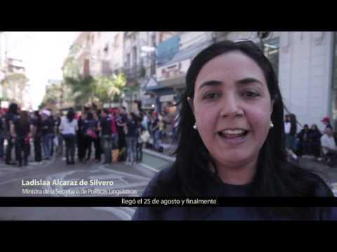 Caso Idioma Guaraní para el diario ABC Color.