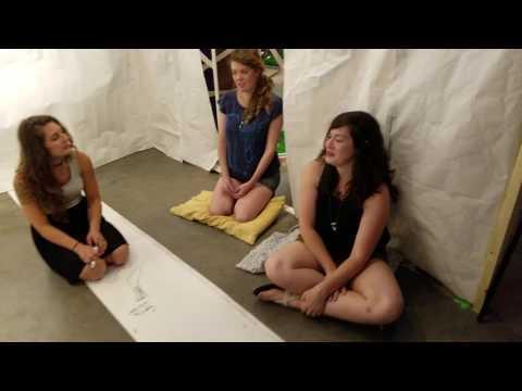 Big Guise live at Modular Art Pods at OZ Art Fest