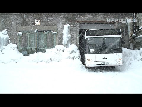 В Кировске и Апатитах начали проводить дезинфекцию автобусов