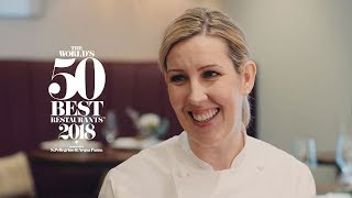 50 Seconds With Chef Clare Smyth of Core in London