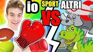 SPORT- IO VS GLI ALTRI (Vitto Family) Ep. 13
