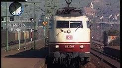Die Baureihe 103 eine Legende.