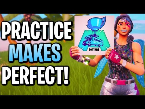 How To Practice For The Fortnite World Cup! | Gameplay Analysis, Tips & More