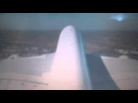 А-380 Air France Paris Take Off / Взлет А-380 аэропорт Парижа