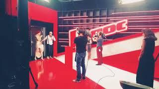Дмитрий Нагиев шоу Голос после слепых прослушиваний. Сара Окс