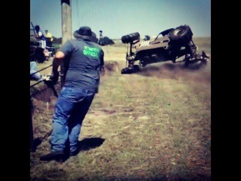 Darrin Wilson Huge Crash Bunker Hill 2015