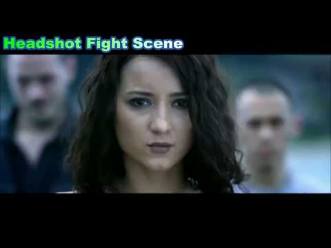 Headshot Fight Scene  - Iko Uwais vs Julie Estelle