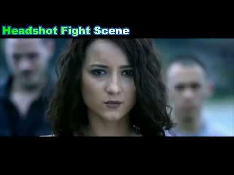 Headshot Fight    Iko Uwais vs Julie Estelle