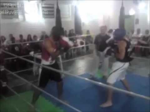 boxing- fabio zunino 4 luta com som original e melhor qualidade