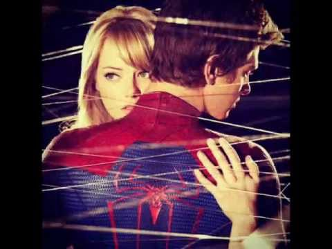 Peter Parker And Gwen Stacy - I Cant Hold On Forever