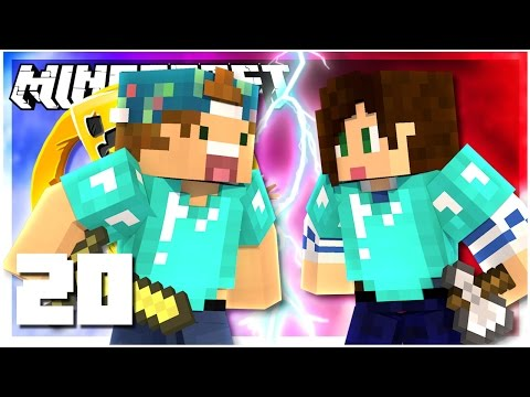 JOEY VS. STACY DEATCHMATCH! | HUNGER GAMES MINECRAFT w/ STACYPLAYS! | SEASON 2 EP 20