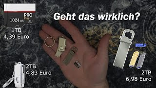 2TB Stick für 5 Euro? - Geht das wirklich?