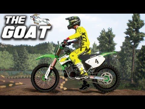 MXGP3 125CC Championship part 4 - THE GOAT