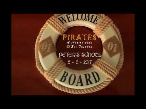 Peter's School  THE PIRATES a theatre play
