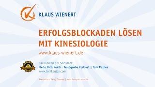 Video Erfolgsblockaden lösen, mit Kinesiologie – Vortrag von Klaus Wienert download MP3, 3GP, MP4, WEBM, AVI, FLV Juli 2018