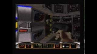 Duke Nukem (PS1) E2 L1: Spaceport (Come Get Some)
