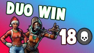 [SLO] Duo WIN z TS Aimbotom! Fortnite Battle Royale