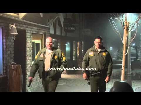 Bar Shooting Turns Fatal / Big Bear   RAW FOOTAGE