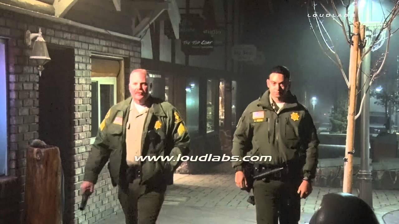 Shooting Raw Footage: Bar Shooting Turns Fatal / Big Bear RAW FOOTAGE