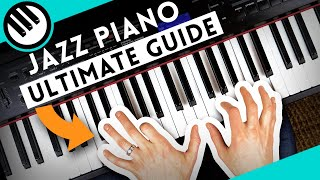 WATCH JAZZ PIANO LESSONS [STREAMING NOW]