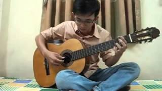 Mưa Hồng - Guitar Cover Thinh Nguyen
