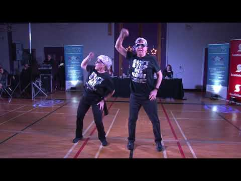 Dancing Stars of Leeds Grenville  Geoff Carter & Tina Murray  March 2, 2018