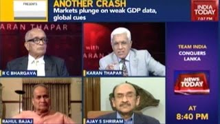 To The Point: New GDP Figures A Cause Of Worry?
