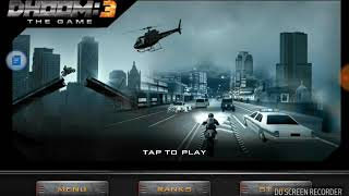 Dhoom 3 hack APK download