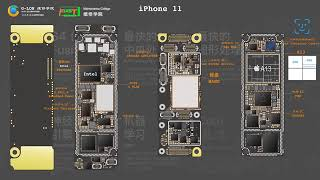 #iPhone 11# Internal structure analysis