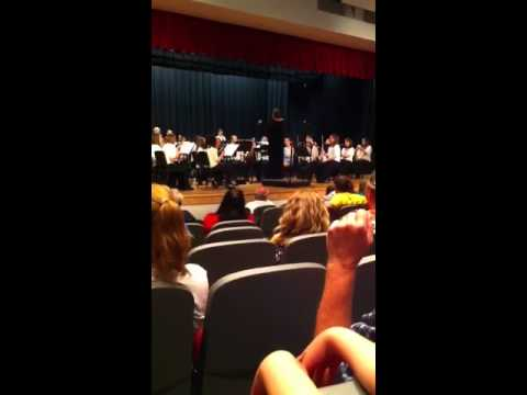 McKinley Middle School Band