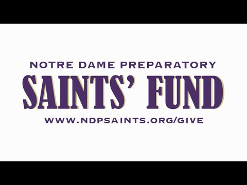 Notre Dame Preparatory Saints Fund 2019