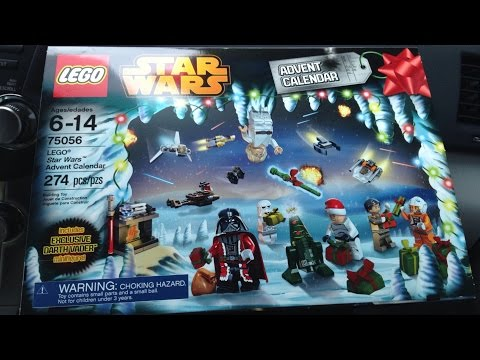 Lego Hunt #46- Toys R Us (Lego Star Wars Advent Calendar 2014)