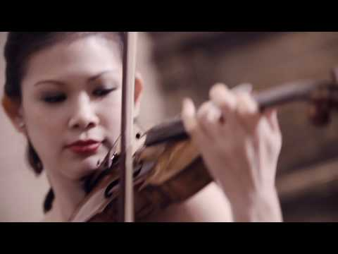 Min Lee plays Zapateado, by Pablo de Sarasate