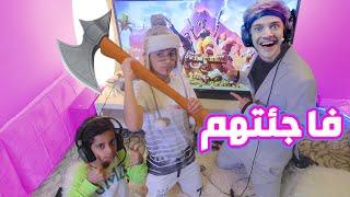نينجا في السعودية Ninja in Saudi Arabia 😂!!