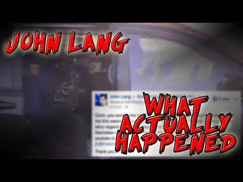 John Lang - The Full Story (Re-upload)