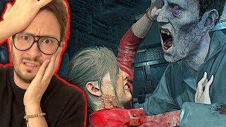 Resident Evil 2 Remake, mon gameplay (voix françaises)