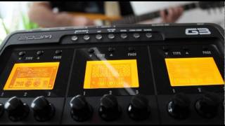 Download Video Zoom G3 High Gain Metal tone demo MP3 3GP MP4