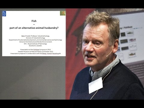 FishBase 2015: Björn Frostell