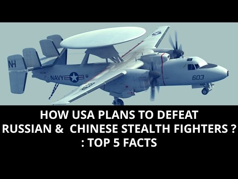 HOW USA PLANS TO DEFEAT  RUSSIAN &  CHINESE STEALTH FIGHTERS? : TOP 5 FACTS