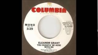"Eleanor Grant       ""You Oughta"