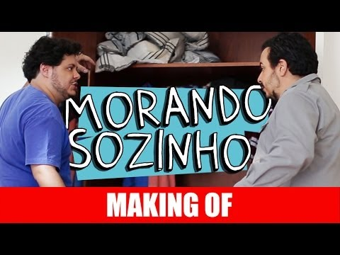 Making Of – Morando Sozinho