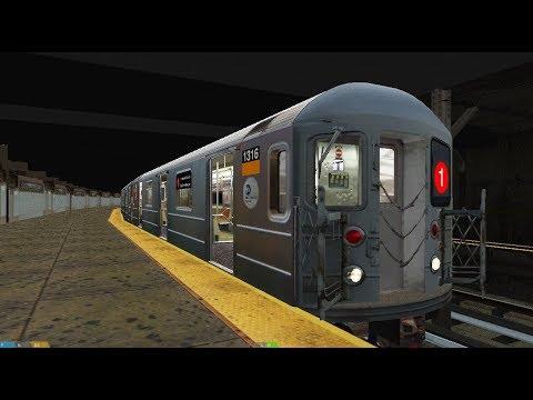(1) South Ferry to Van Cortlandt Park via 7th Ave LOCAL
