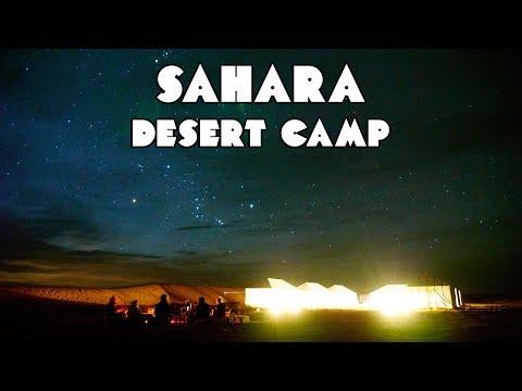 Sahara Desert Camp Experience | Merzouga Morocco Travel Vlog