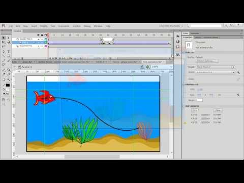CIS120DC 08G Aquarium Animation Project Tip 1