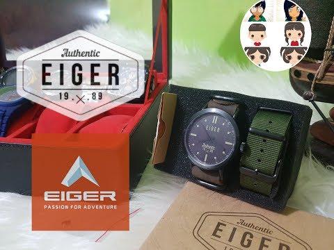 Eiger Aviator Authentic 1989 || PAPA KEMBAR