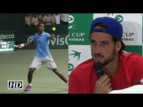 Davis Cup 2016: Feliciano Lopez's Unbelievable Comment On Ramanathan
