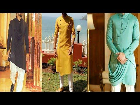 Latest Men's kurta  Design !! Men's Sherwani Design !!
